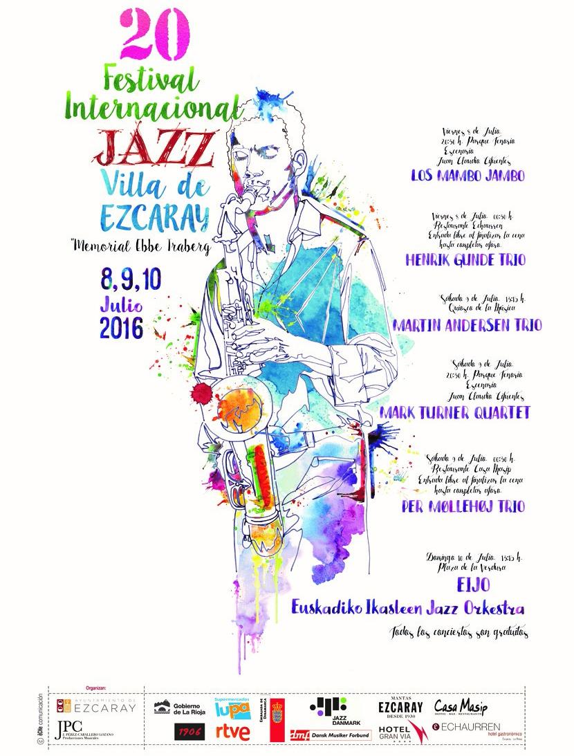jazzezcarayo 20 edicion